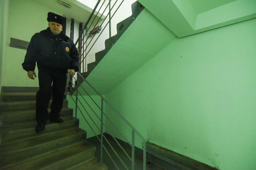 Полицейскими УВД по ЮАО выявлен факт нарушения миграционного законодательства