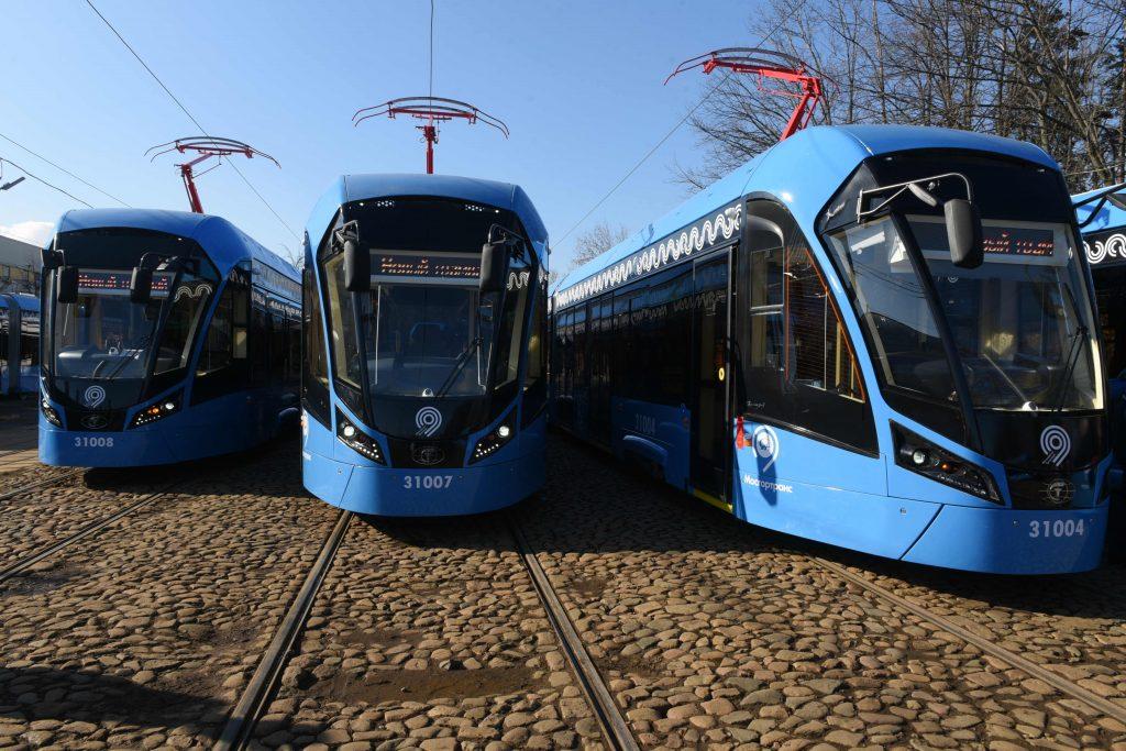 Расстояние между остановками Бирюлевской трамвайной линии составит около 800 метров