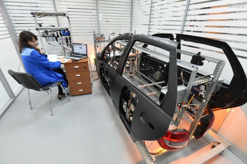Инженерный центр появится в технопарке «Итэлма»