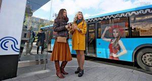 Количество пассажирских мест на маршрутах частных перевозчиков увеличилось на 30 процентов. Фото: Антон Гердр