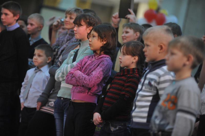Центр содействия семейному воспитанию «Каховские ромашки» организует «День аиста»
