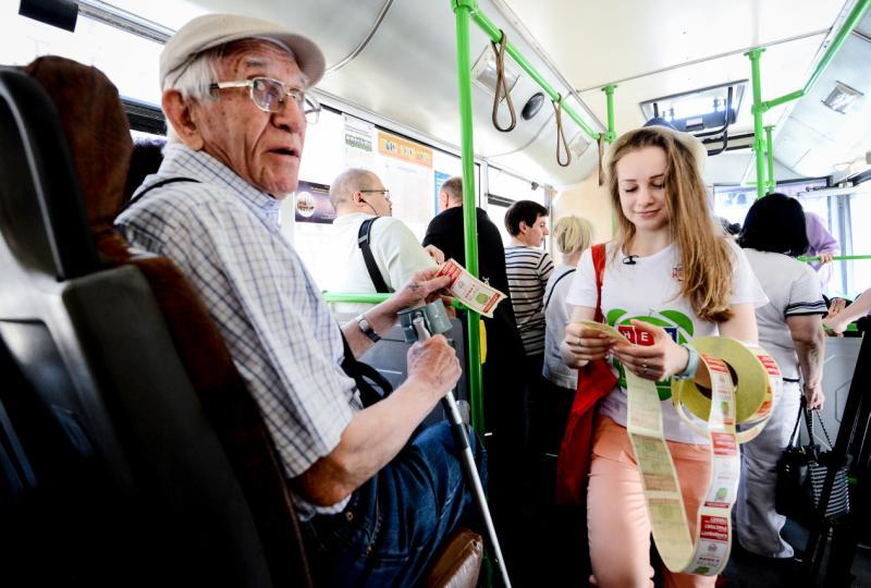 Маршрут автобуса М6 изменится на двух участках