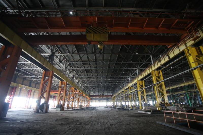Четыре участка в промышленных зонах Южного округа Москвы выставили на торги