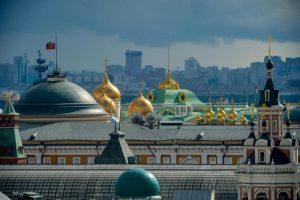 В Москве разгонят облака. Фото: Александр Казаков