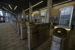 Пять новых турникетов поставили на Каховской линии московского метро. Фото: архив, «Вечерняя Москва»