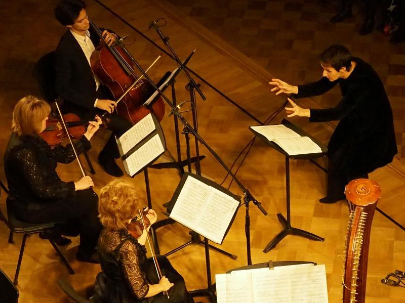 Восточная музыка прозвучит в музее-заповеднике «Царицыно»