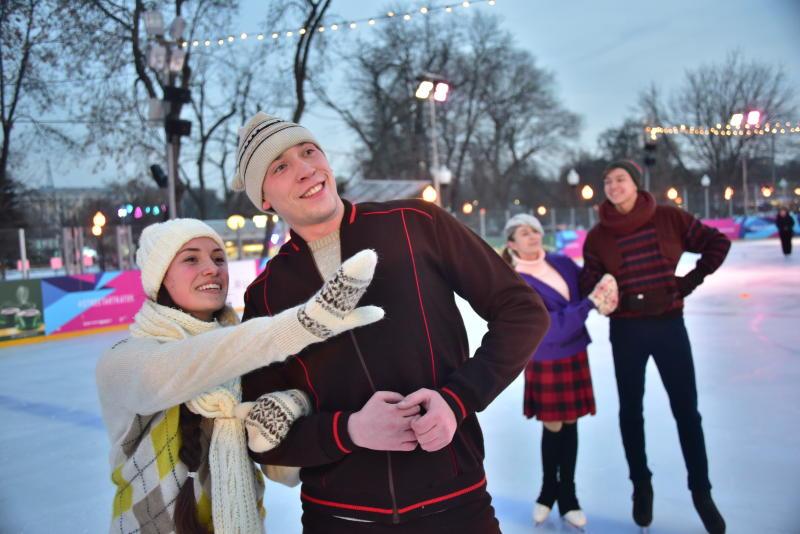 Москвичи проголосуют за зимнюю программу в парках