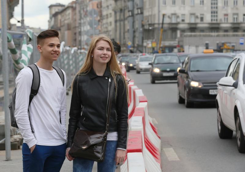Движение перекроют на участке улицы Большая Татарская в центре Москвы