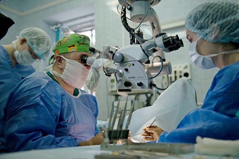 Врач-оториноларинголог больницы имени Буянова получил звание «Московский врач»