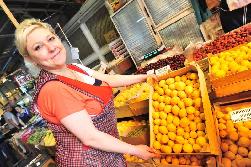 Москворецкий рынок сделает скидку на сезонные товары