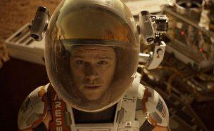 """Космос ставит перед человечеством новые задачи. Фото: скриншот """"Марсианин"""", YouTube"""