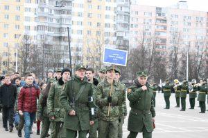 День призывника состоится в 27-ой отдельной гвардейской мотострелковой Севастопольской Краснознаменной бригаде. Фото предоставил Денис Беляевский