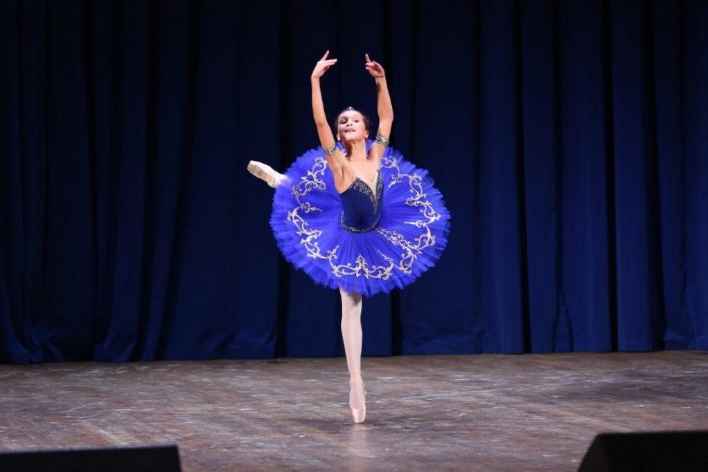 Воспитанница балетной школы «Армида» стала лауреатом Гранта Мэра Москвы