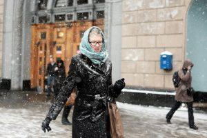 Вход и выход пассажиров осуществляется штатно. Фото: Анна Иванцова