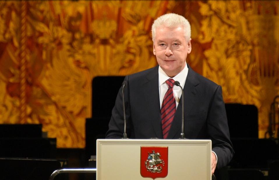 Сергей Собянин отметил увеличение туристического потока в Москву