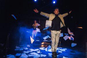 Откроет новую сцену «Театриума на Серпуховке» гастрольный спектакль петербургского «Такого театра». Фото предоставлено пресс-службой «Театриума на Серпуховке»