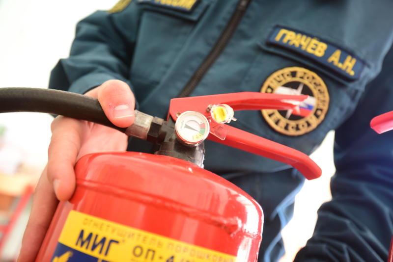 Проверку пожарной безопасности проведут в районе Чертаново Северное
