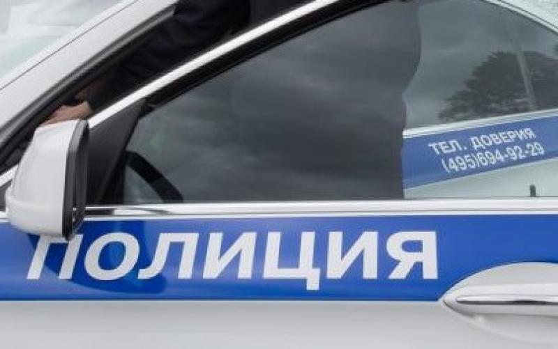 В Донском районе сотрудники полиции задержали подозреваемого в краже из организации
