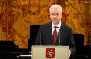 Соответствующую информацию мэр Москвы Сергей Собянин опубликовал в своем микроблоге. Фото: Владимир Новиков