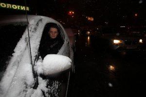 """Водителям лучше отказаться от поездок на автомобиле. Фото: """"Вечерняя Москва"""""""