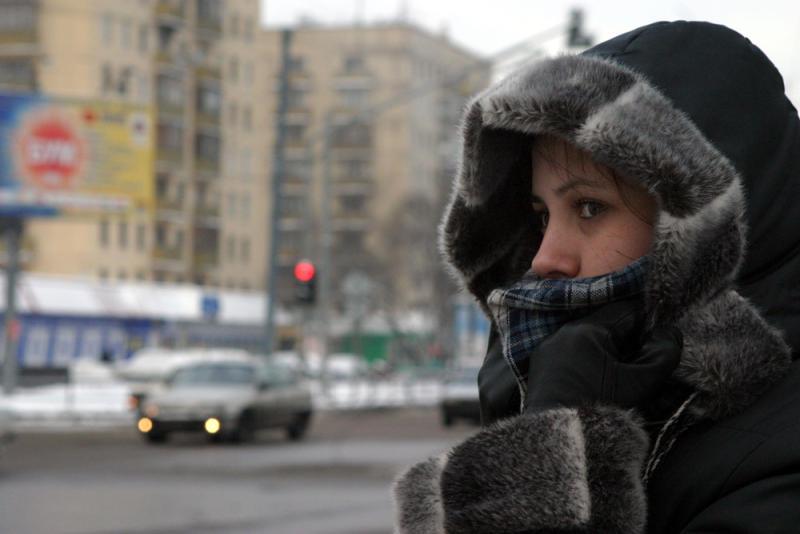 Погода в Москве на пятницу: мороз и без осадков