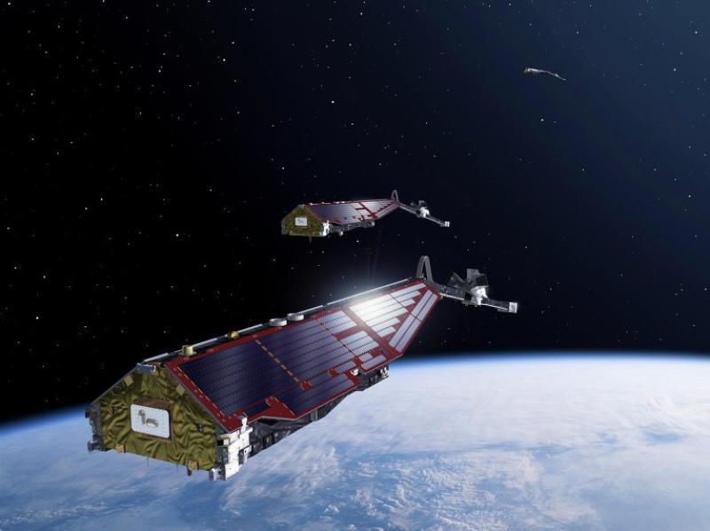 Спутник «Мохаммед» запустили во Французской Гвиане