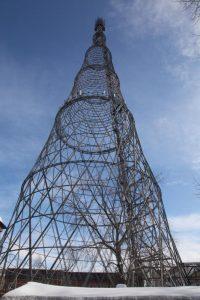После реставрации Шуховскую башню могут открыть для посещения. Фото: Петр Болховитинов, «Вечерняя Москва»