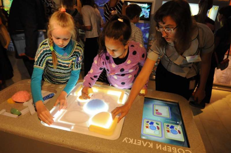 День матери отпразднуют в Дарвиновском музее играми и мастер-классами