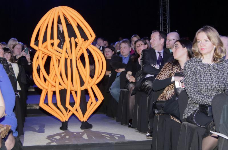 В Москве прошла премия «Золотой луч»