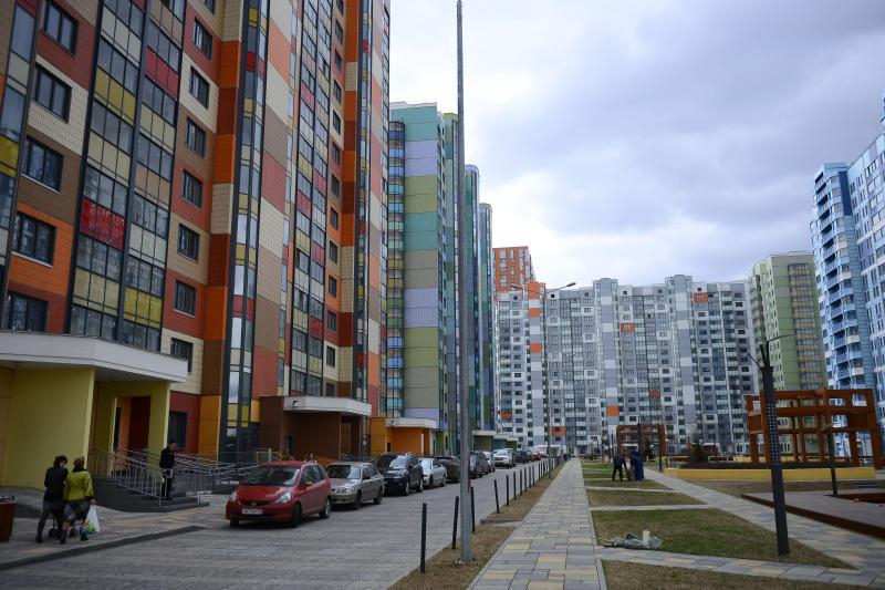 Жилой комплекс с подземной парковкой ввели в эксплуатацию на юге Москвы