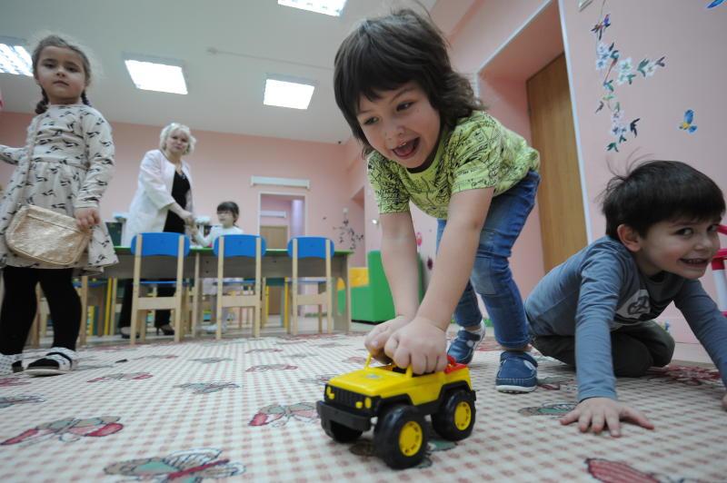 Новый детский сад построят в Чертанове Южном: проект одобрен