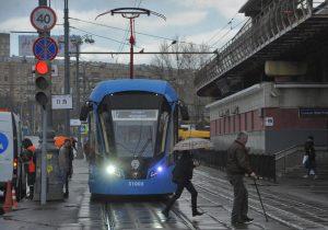 Строительство трамвайной линии в Бирюлево Восточное начнется в 2018 году. Фото: Александр Кожохин, «Вечерняя Москва»