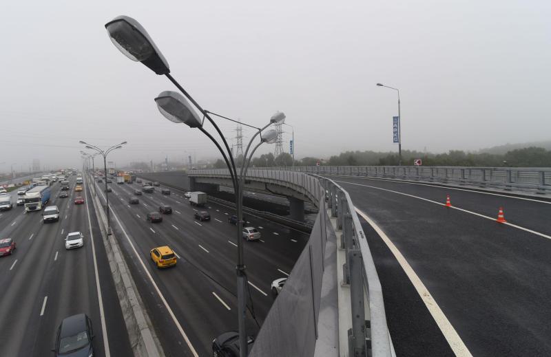 Строительство участка Южнойрокады от Каширского шоссе до МКАД начнется в следующем году