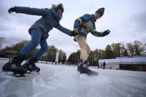 14 катков с искусственным льдом открылось в Южном округе Москвы. Фото: архив, «Вечерняя Москва»