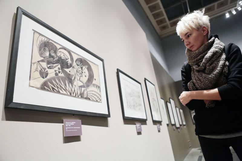 Черное и белое: работы Сергея Яралова выставят в Дарвиновском музее