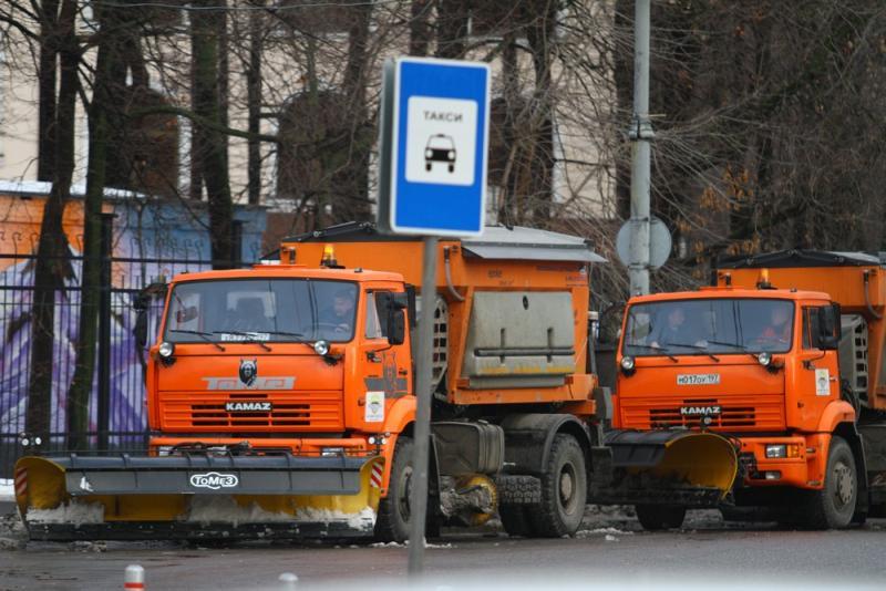 Коммунальные службы района Царицыно завершили подготовку к зиме