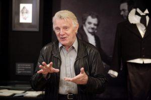 18 мая 2011 года. Юрий Назаров на выставке «Олег Даль. Мания совершенства» в Доме-музее М. С. Щепкина. Фото: Photoexpress