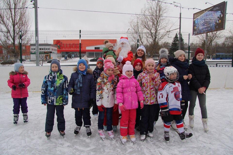 Молодежная палата Царицына организовала для детей сказочное путешествие