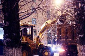 Впервые с начала зимы температура в Москве понизилась до минус 10 градусов. Фото: Анна Иванцова