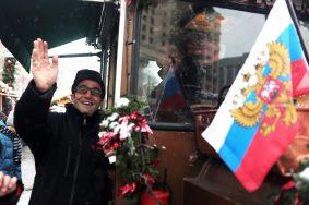 Главные улицы центра Москвы перекроют для рождественской ярмарки
