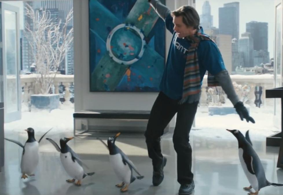 Шесть «пингвинов мистера Поппера» поселились в Московском зоопарке