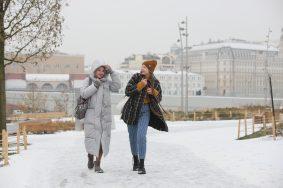 "Погода потенциально опасна. Фото: ""вечерняя Москва"""