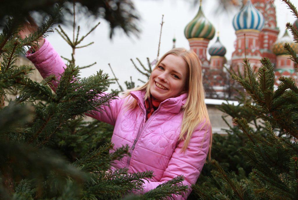 Москвичей пригласили на 230 елочных базаров