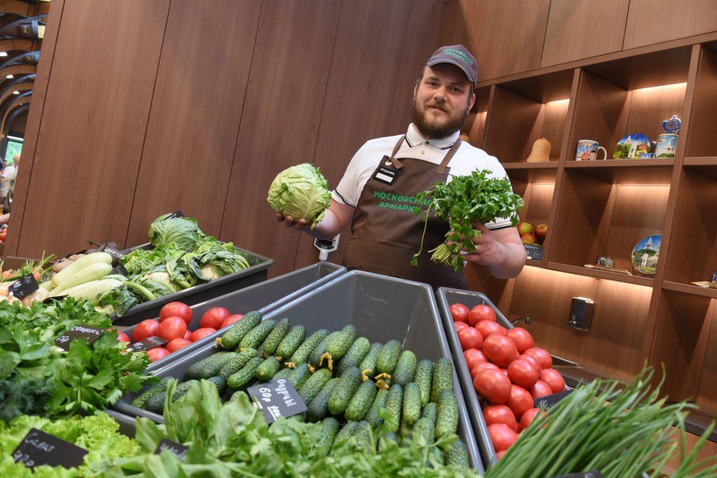 Новую фермерскую ярмарку могут открыть на юго-востоке Москвы