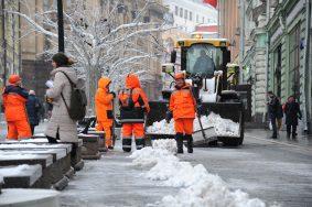 Городские службы Москвы переведут на усиленный режим работы