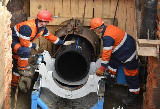 Трубопровод построят в Южном округе