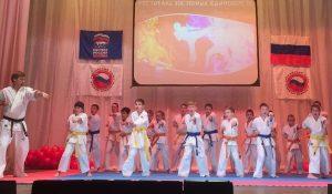Самые юные участники фестиваля восточных единоборств в ЮАО. Фото предоставлено организаторами мероприятия