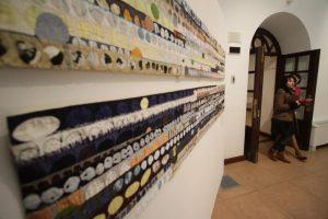 Выставка, посвященная Александру Солженицыну, откроется в музее-заповеднике «Царицыно». Фото: архив, «Вечерняя Москва»
