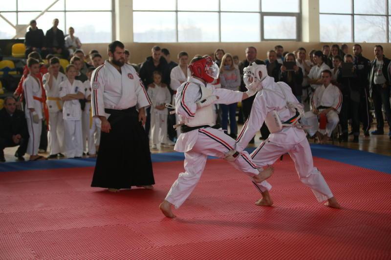 Открытое первенство по киокушинкай каратэ пройдет в ЮАО