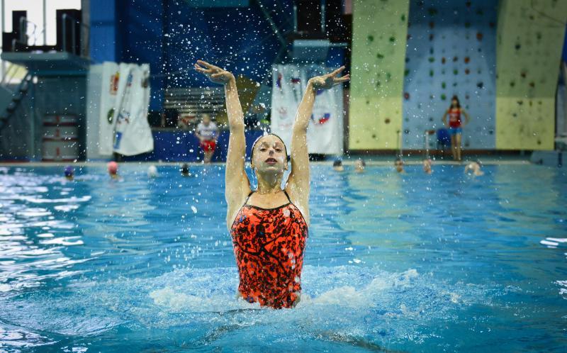 Соревнования по плаванию состоятся в Южном округе